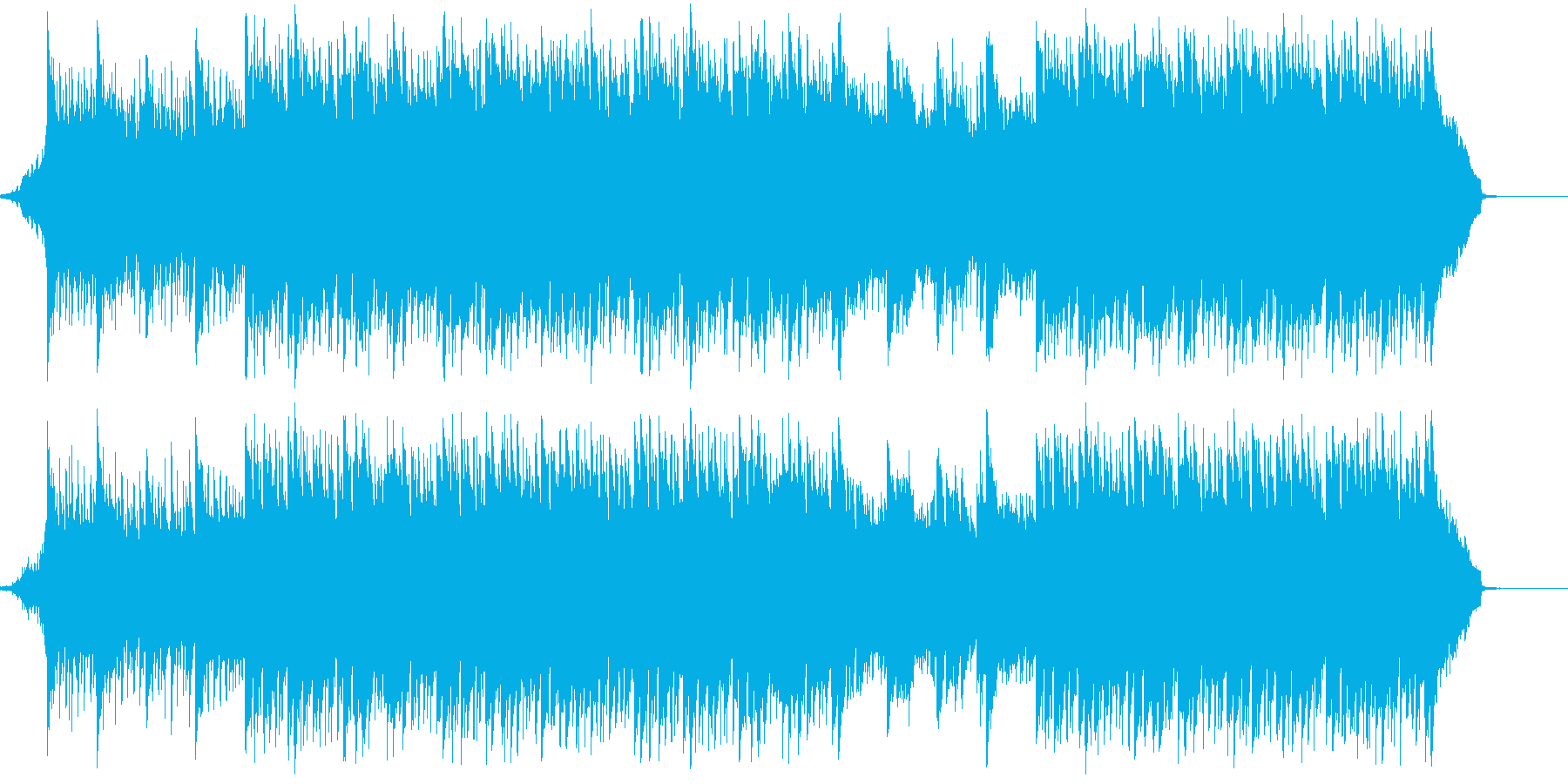 ティーン アンビエント アクティブ...の再生済みの波形