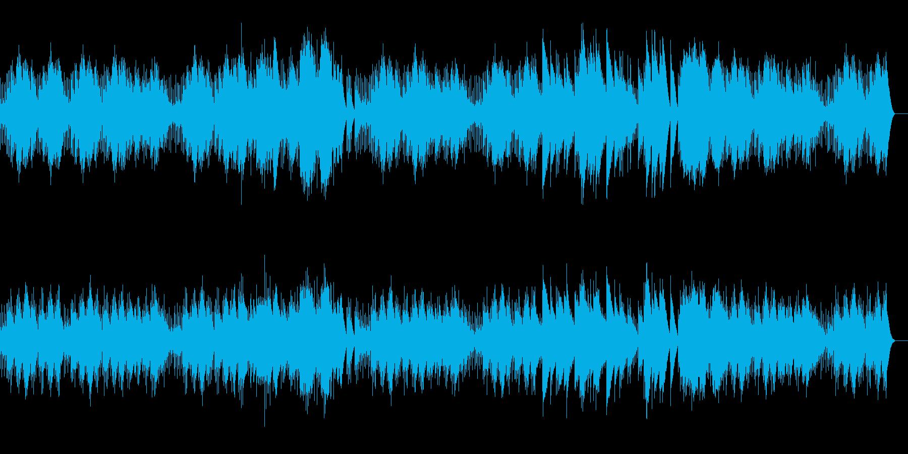 エリーゼのために フル尺 (オルゴール)の再生済みの波形