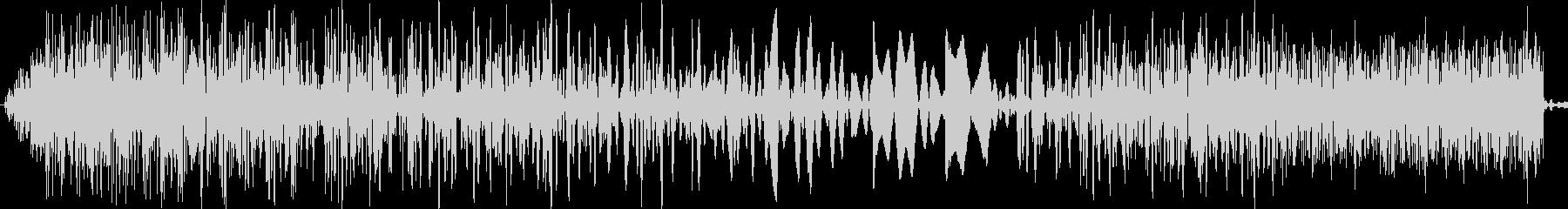 【ズバッ】8bit系の斬撃/攻撃音の未再生の波形