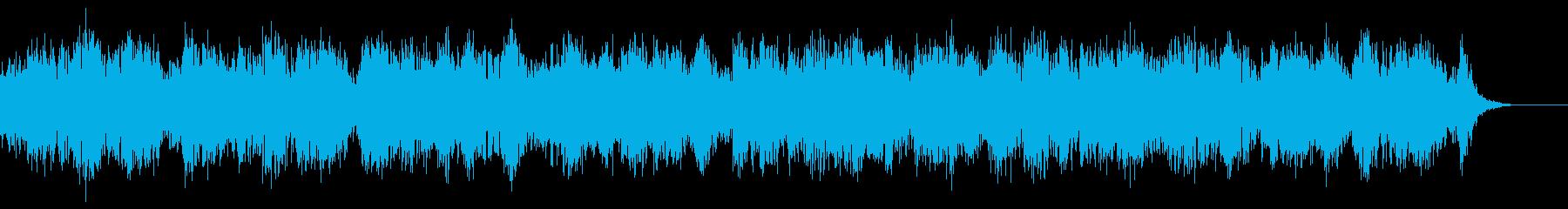 マシンガン、レールガンなどのイメージの再生済みの波形