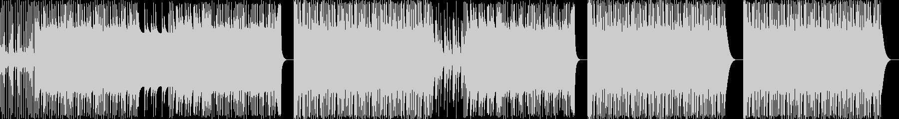 クランク/808/東洋/ヒップホップ#2の未再生の波形