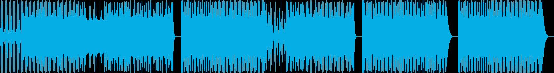クランク/808/東洋/ヒップホップ#2の再生済みの波形