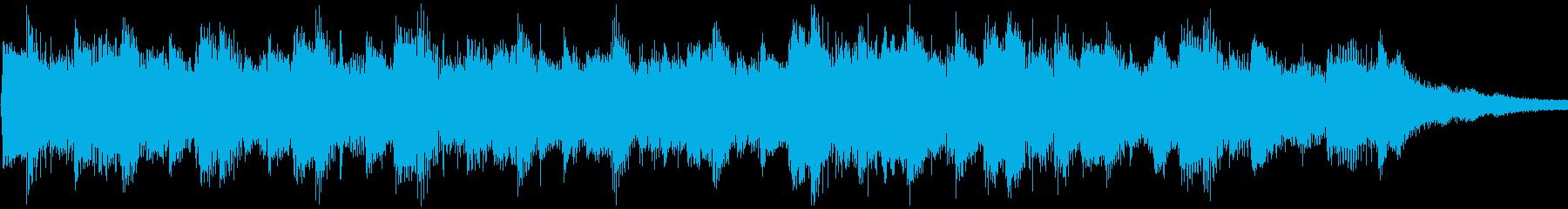 <Loop>せつない感じの ピアノ②の再生済みの波形
