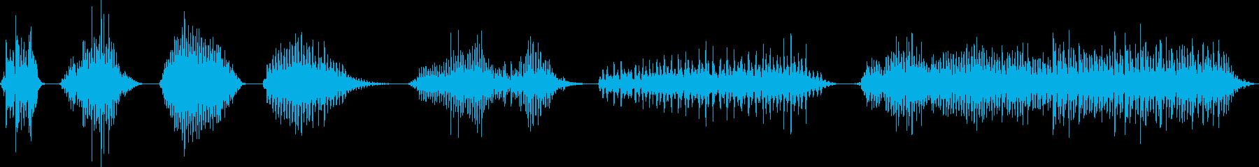 メタル、ゴング、リッド、スピン、ロ...の再生済みの波形
