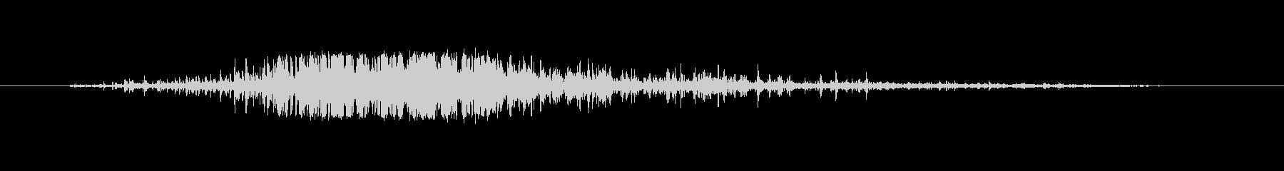 ソープボックスダービーカー:ロール...の未再生の波形