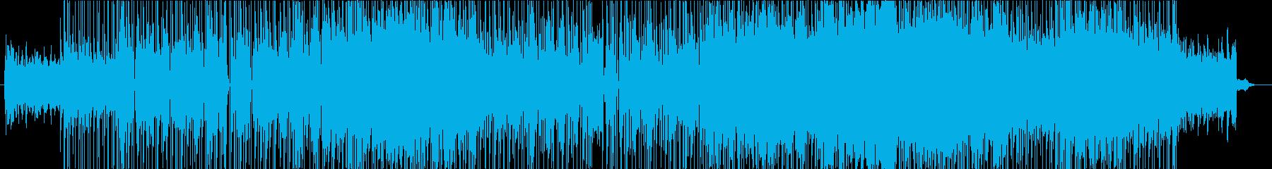 Overnightの再生済みの波形