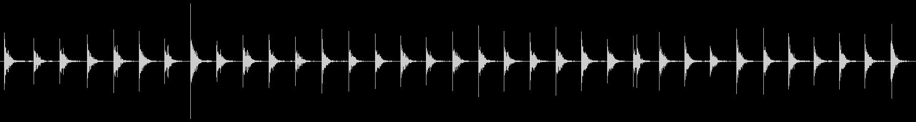 ウッドフロア:ソフトハイキングブー...の未再生の波形