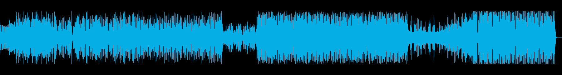 マリオ、ジャズ、レベルアップ、bitの再生済みの波形