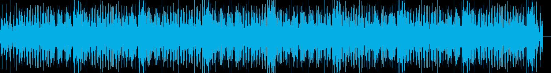 ダークEDMヒップホップ民族エレクトロの再生済みの波形