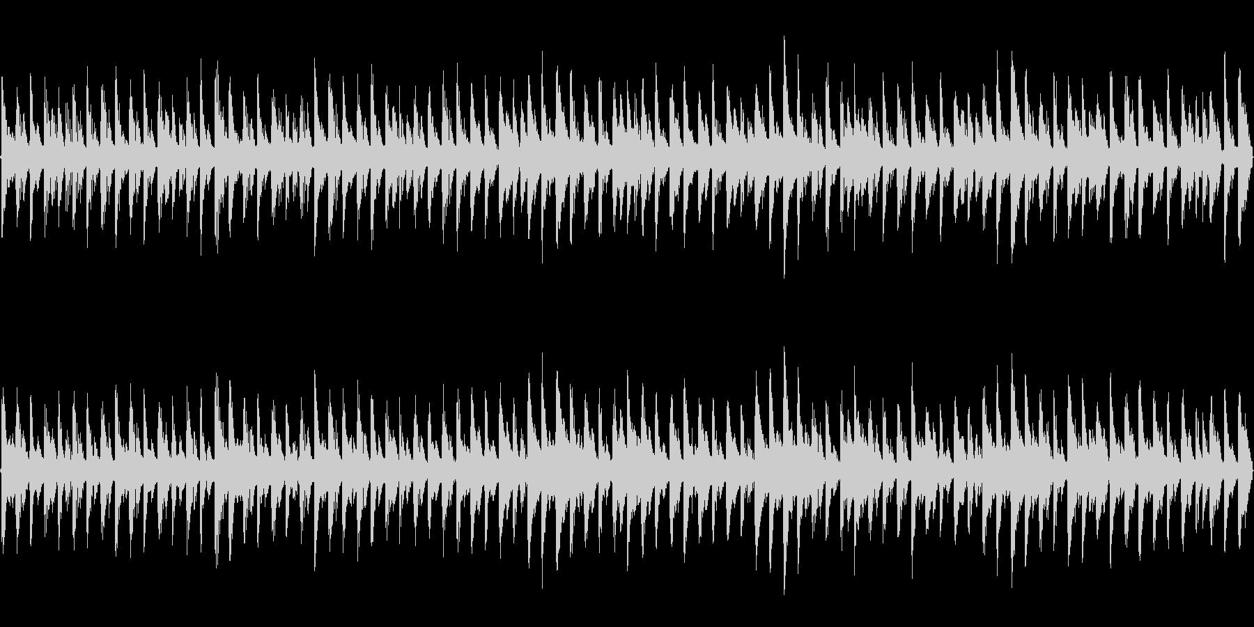 8bit  Ave Maria(ループ)の未再生の波形