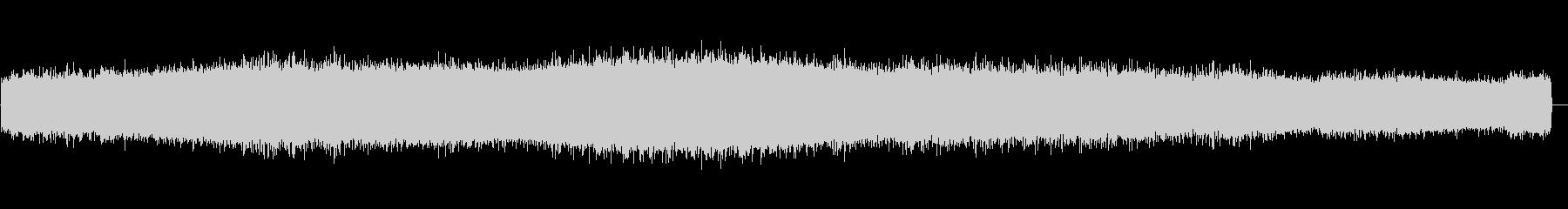 セミの鳴き声 05の未再生の波形