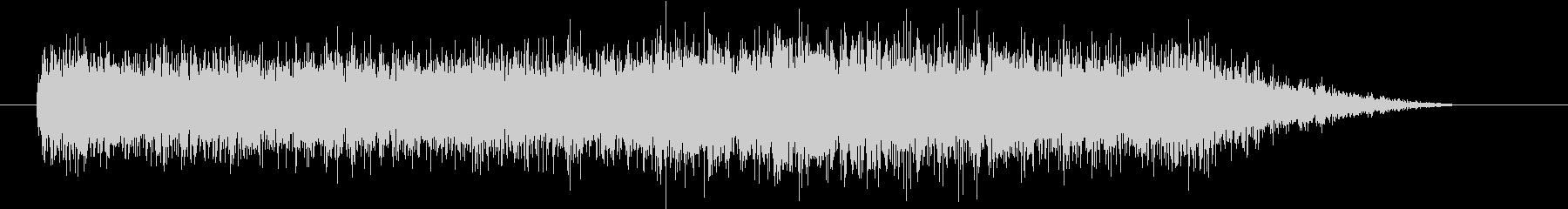 スプレー缶♪「シューッ」【効果音】の未再生の波形
