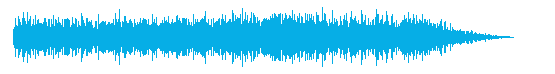 スプレー缶♪「シューッ」【効果音】の再生済みの波形