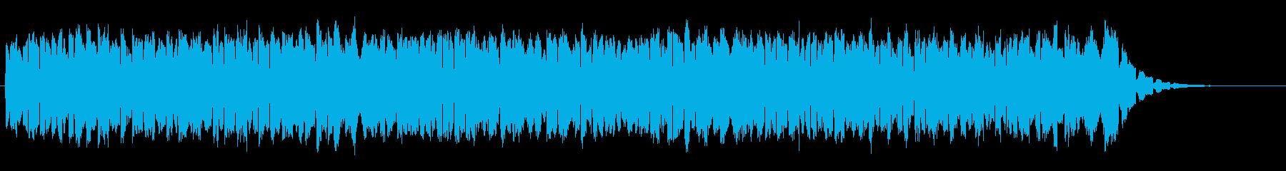 ユーロビート・シンセ・ディスコ・派手の再生済みの波形