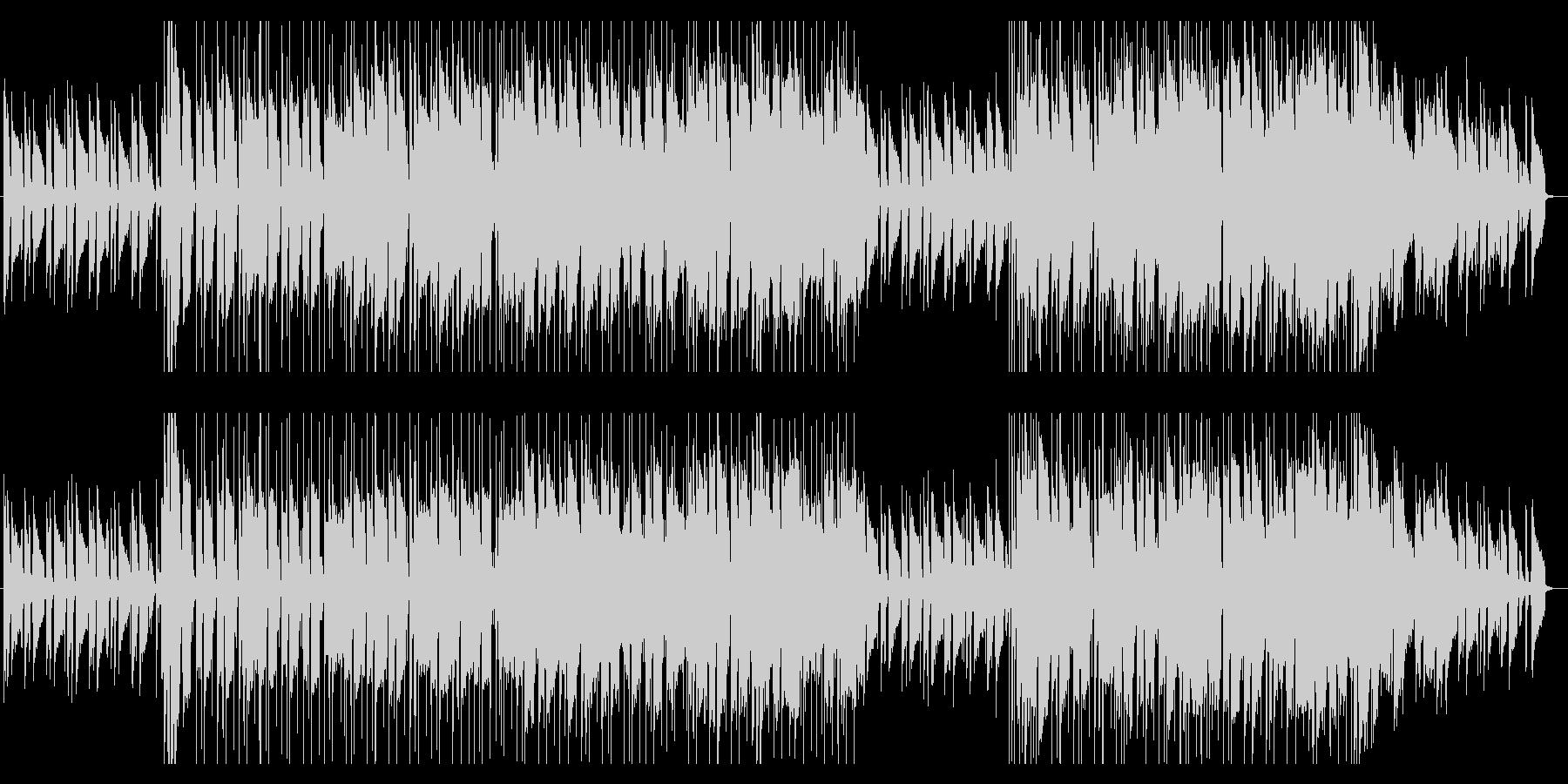 【生演奏】ギターとフルートのカフェ風の未再生の波形