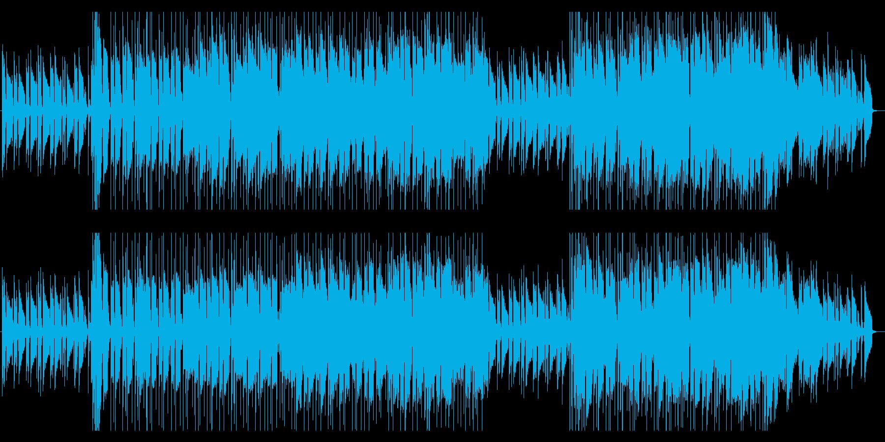 【生演奏】ギターとフルートのカフェ風の再生済みの波形