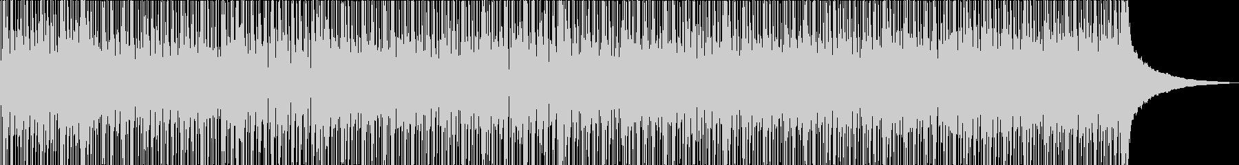 シンプルで爽快なポップロックの未再生の波形