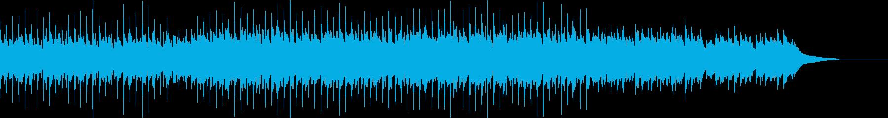爽やか/明るい/ピアノ/ポップスBGM2の再生済みの波形