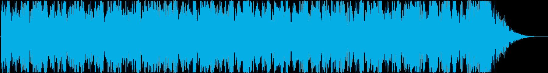 パニックな状態<打楽器ver.>の再生済みの波形
