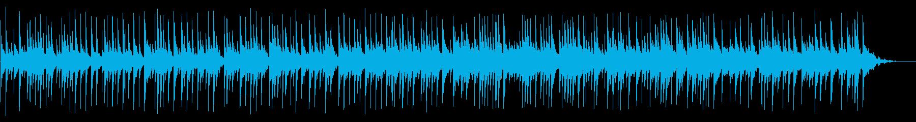 ✡不思議な話に合いそうな✡オルゴール★Cの再生済みの波形