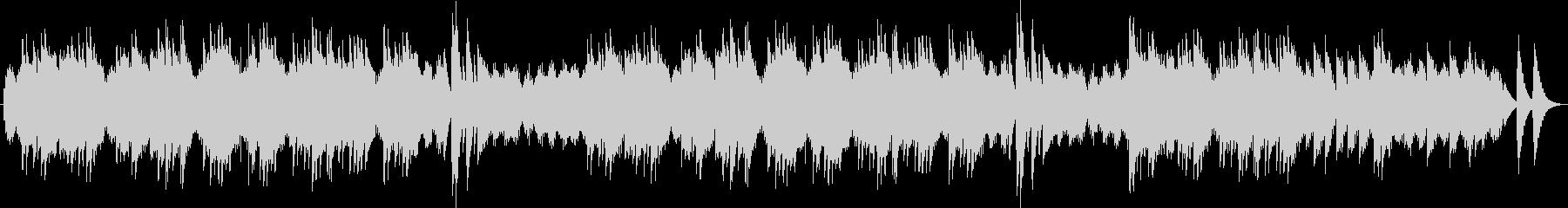 歌の翼に(オルゴールアレンジ)の未再生の波形