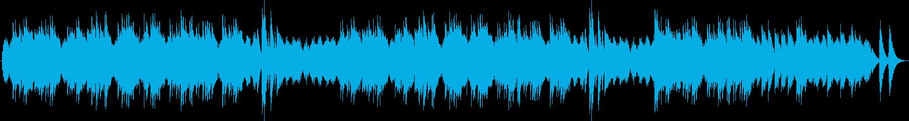 歌の翼に(オルゴールアレンジ)の再生済みの波形