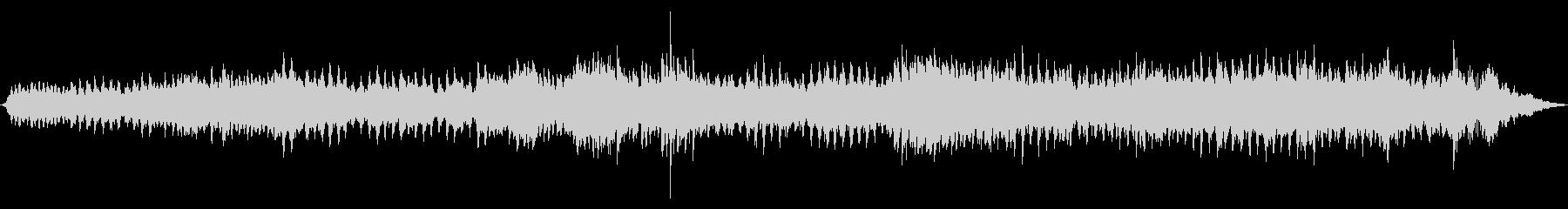 ピアノ:絶え間ない劇的な共鳴スクレ...の未再生の波形