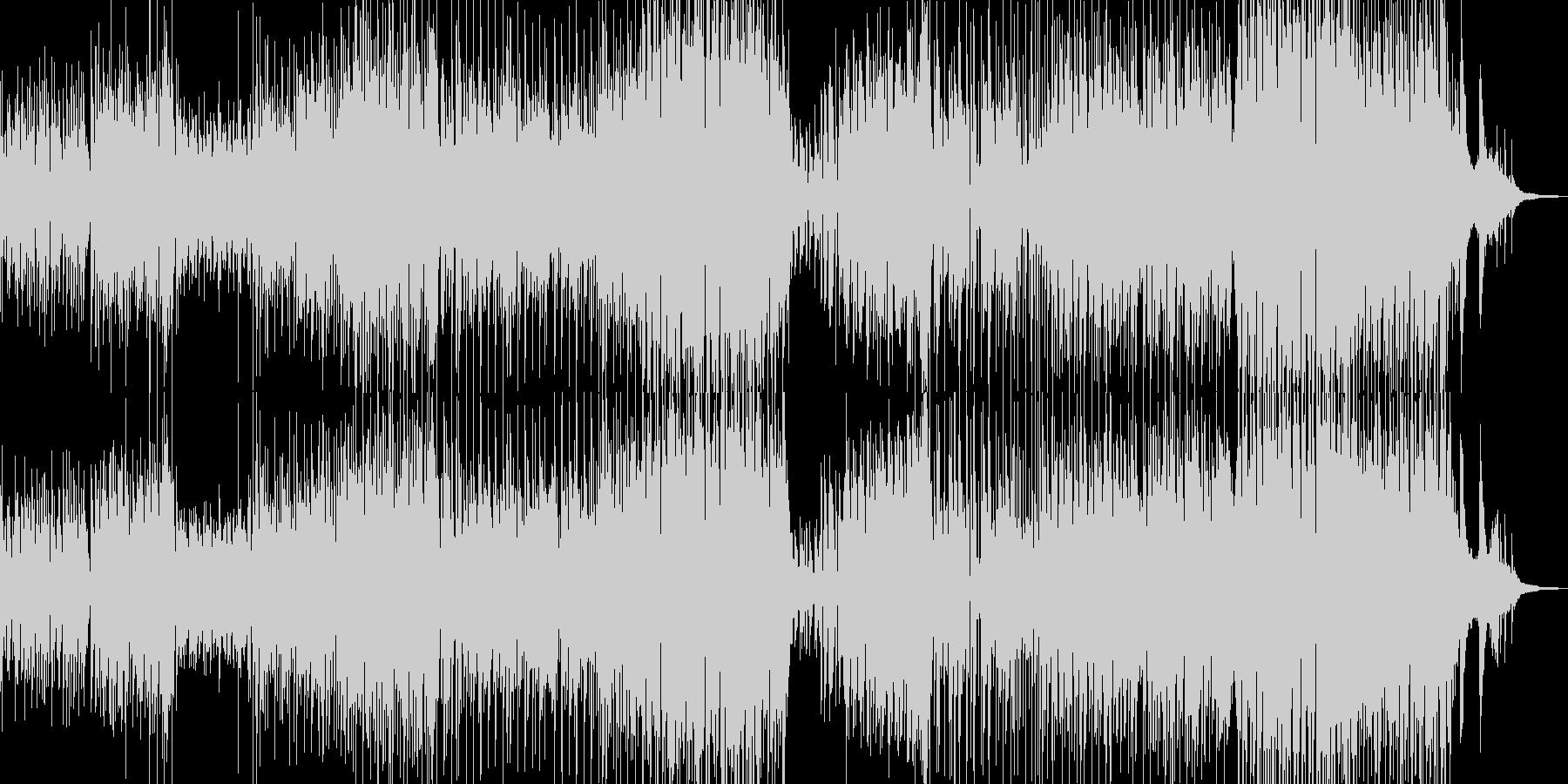 手風琴とギター・軽快で可憐なジャズ Bの未再生の波形