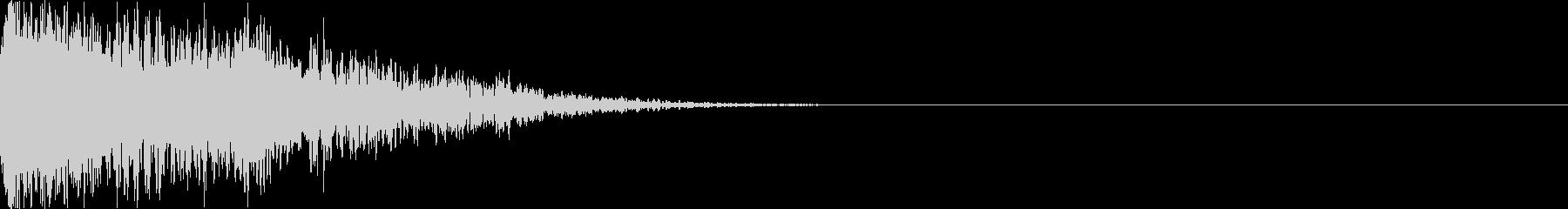 ロボット 合体 ガシーン キュイン 19の未再生の波形