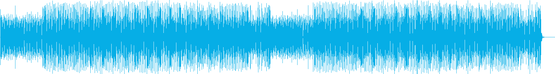 【報道BGM】ニュースヘッドライン用の再生済みの波形