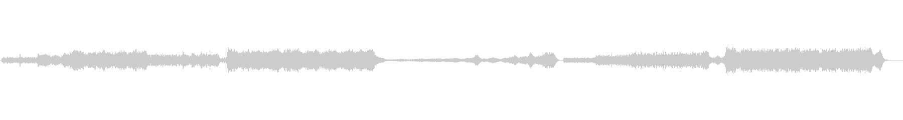 壮大なバトルミュージック-24LUFSの未再生の波形