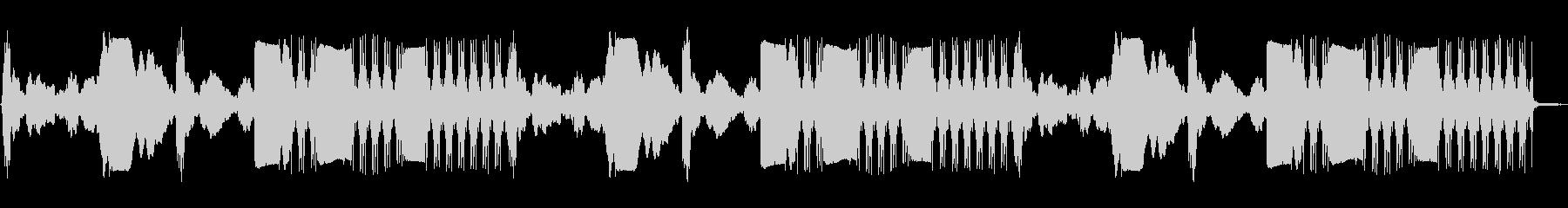 パトカー:内線:さまざまなサイレン...の未再生の波形