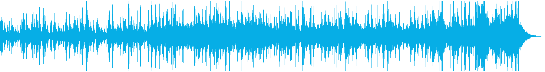 現代的 交響曲 室内楽 感情的 バ...の再生済みの波形
