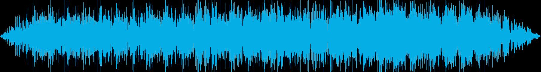 スムーズジャズ。ギターのメロディー...の再生済みの波形
