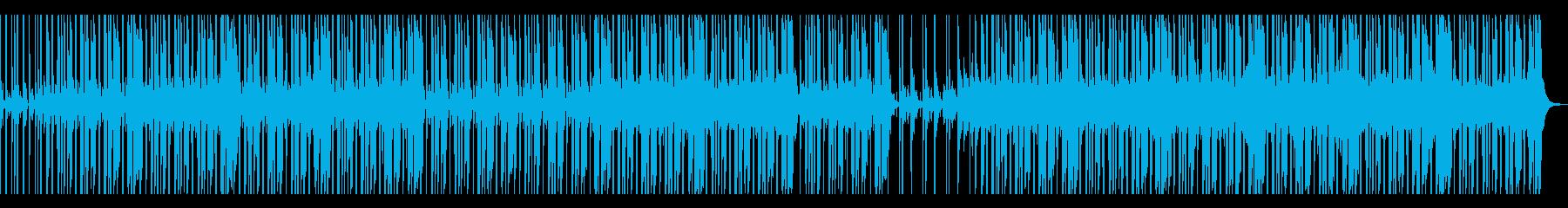 【短いVer8】スローファンクロックの再生済みの波形