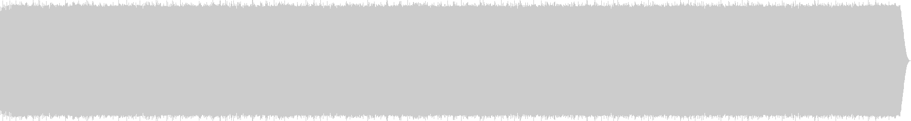 ダンスエクササイズBPM140:15分の未再生の波形
