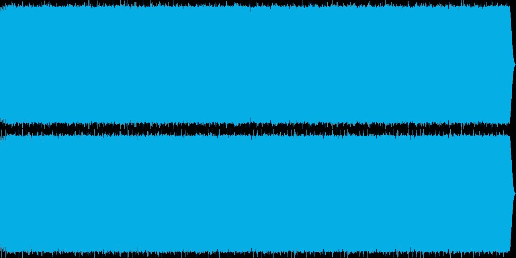 ダンスエクササイズBPM140:15分の再生済みの波形