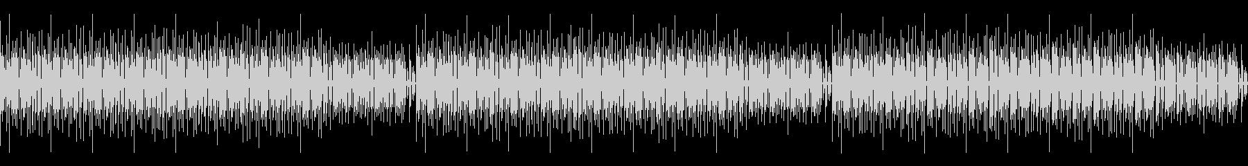 ポップで爽やかな木琴BGMの未再生の波形
