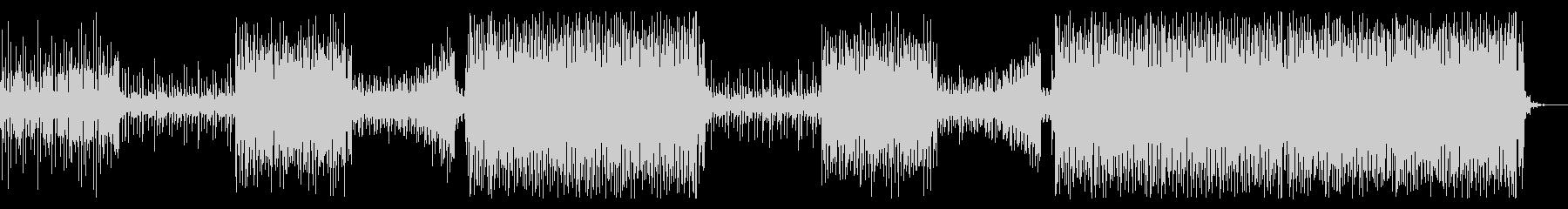 洋楽トレンドセツナ系トロピカルハウスの未再生の波形