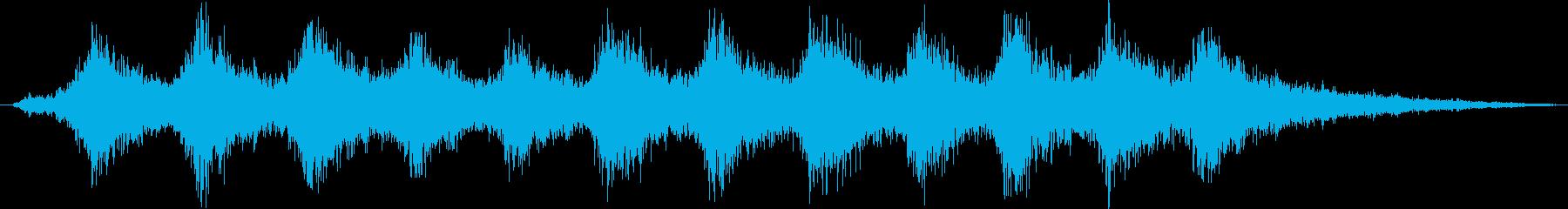 ローイングマシン:ファンベース:ス...の再生済みの波形