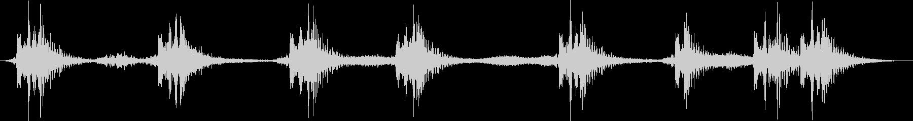 あなたの心を失う:神秘的な地下の声の未再生の波形