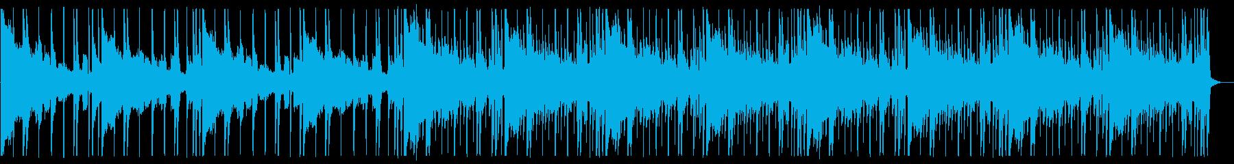 レトロ/夏_No595_3の再生済みの波形