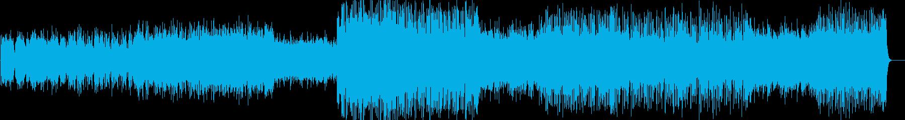 幻想的な曲なのかもしれない曲です。の再生済みの波形