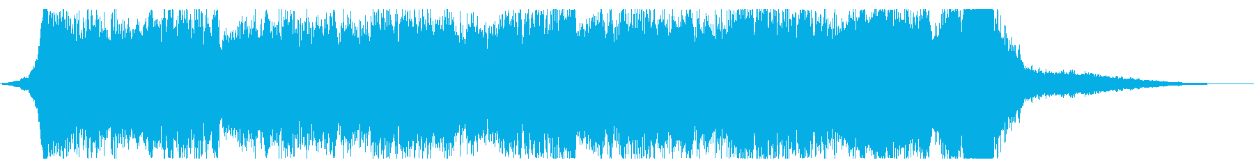 KANTホラー切迫感BGM200815の再生済みの波形