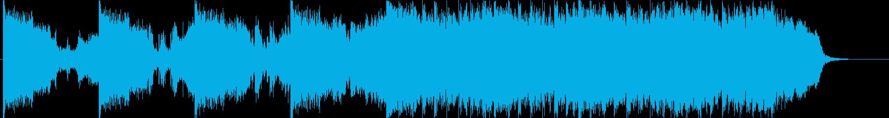 重厚オーケストラ&デジタルの融合サウンドの再生済みの波形