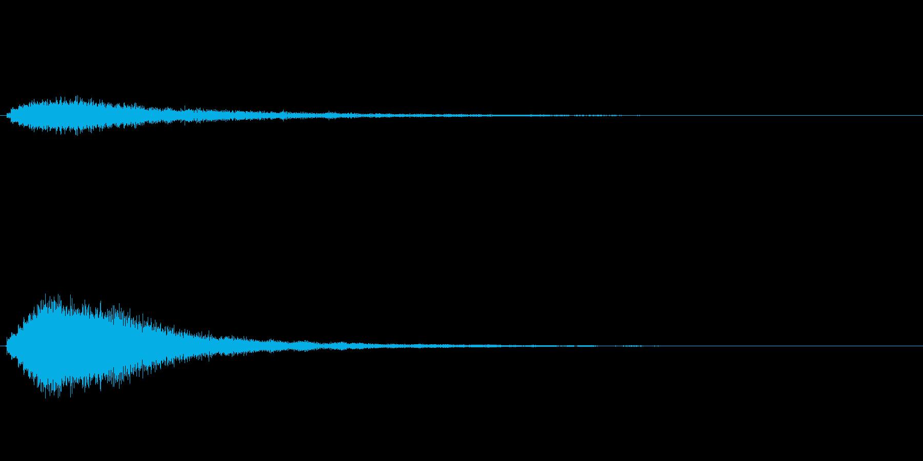 キラキラ系_035の再生済みの波形
