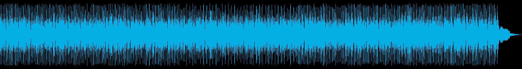 ほのぼの・かわいいウクレレ&マリンバの再生済みの波形