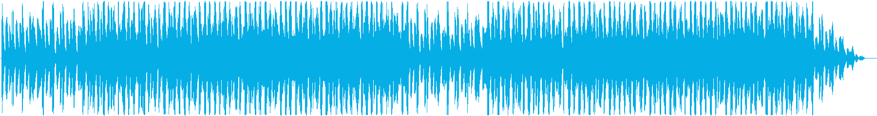 Fantastic EDM with the image of the deep sea's reproduced waveform