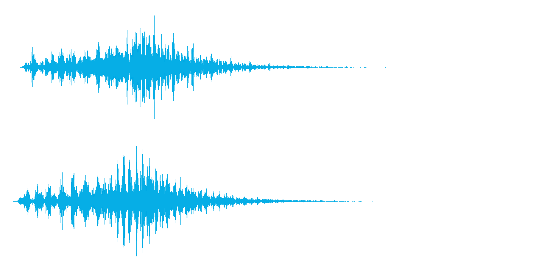 場面転換 スライム4 プヨプヨ 化学の再生済みの波形