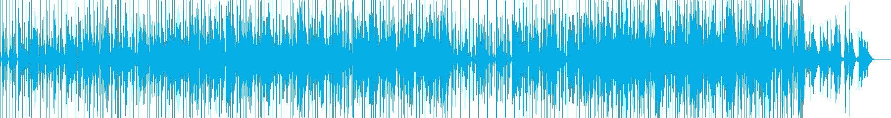 Funky Relax Soulの再生済みの波形